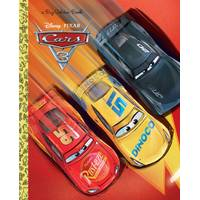 Golden Books Disney Cars 3 Big Golden Book from Blain's Farm and Fleet