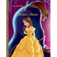 Golden Books Disney Beauty and the Beast Big Golden Book from Blain's Farm and Fleet