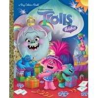 Golden Books DreamWorks Trolls Holiday Big Golden Book from Blain's Farm and Fleet