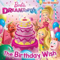 Random House Barbie Birthday Wish 8x8 Book from Blain's Farm and Fleet