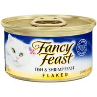 Fancy Feast Flaked Fish & Shrimp Feast from Blain's Farm and Fleet