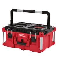 Milwaukee PACKOUT Large Tool Box from Blain's Farm and Fleet
