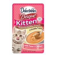 Delectables Bisque Kitten Treat from Blain's Farm and Fleet
