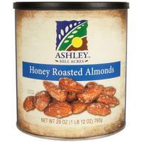 Ashley Hill Acres Honey Roasted Almonds from Blain's Farm and Fleet
