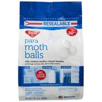 Enoz Para Moth Balls Resealable Bag from Blain's Farm and Fleet
