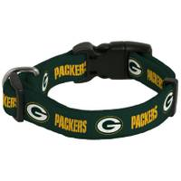 Rico Industries Green Bay Packers Medium Dog Collar from Blain's Farm and Fleet
