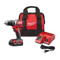 Milwaukee M18 Compact Brushless Drill Kit with Battery from Blain's Farm and Fleet