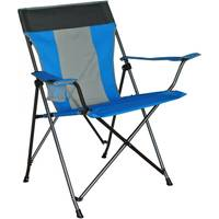 HGT International Lusaka Folding Tension Chair from Blain's Farm and Fleet