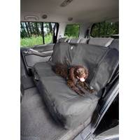 Kurgo Charcoal Bench Seat Cover from Blain's Farm and Fleet