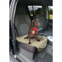 Kurgo Sand Shorty Bucket Seat Cover from Blain's Farm and Fleet