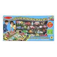 Melissa & Doug Deluxe Road Rug Play Set from Blain's Farm and Fleet