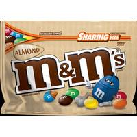 M&M's Almond Candies from Blain's Farm and Fleet