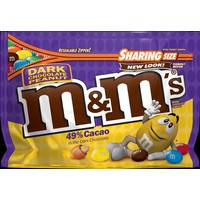 M&M's Dark Chocolate Peanut Candies from Blain's Farm and Fleet