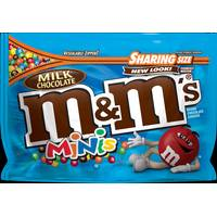 M&M's Minis from Blain's Farm and Fleet
