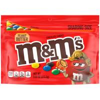M&M's Peanut Butter Candies from Blain's Farm and Fleet