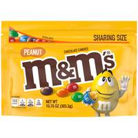M&M's Peanut Candies from Blain's Farm and Fleet