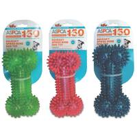 ASPCA Squeaky Spiked Bone Doy Toy Assortment from Blain's Farm and Fleet