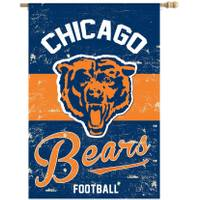 Evergreen Enterprises Chicago Bears Vintage Flag from Blain's Farm and Fleet