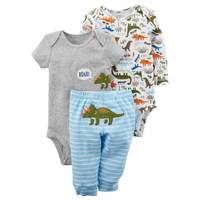 Carter's Baby Boys' 3-Piece Little Character Set from Blain's Farm and Fleet