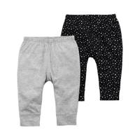 Carter's Baby Girls' 2-Pack Babysoft Pants from Blain's Farm and Fleet