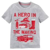 Carter's Toddler Boys' Hero Jersey Tee from Blain's Farm and Fleet
