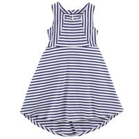 Carter's Sleeveless Jersey Dress Black & White from Blain's Farm and Fleet
