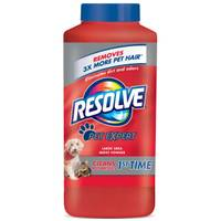 Resolve 18 oz Resolve Pet Deep Clean Powder from Blain's Farm and Fleet