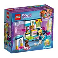 LEGO 41328 Friends Stephanie's Bedroom from Blain's Farm and Fleet