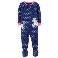 Carter's Baby Girls' Cotton 1-Piece Sleepwear from Blain's Farm and Fleet