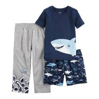 Carter's Baby Boys' 3-Piece Jersey Pajamas from Blain's Farm and Fleet