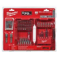 Milwaukee 95-Piece Drill & Drive Set from Blain's Farm and Fleet