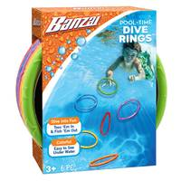 Banzai Pool-Time Dive Rings from Blain's Farm and Fleet
