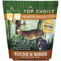 Mountain View Seeds 8 lb Bucks and Birds Wildlife Mix Food Plot Seed from Blain's Farm and Fleet