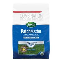 Scotts 4.75 lb Sun & Shade PatchMaster Lawn Repair Mix from Blain's Farm and Fleet