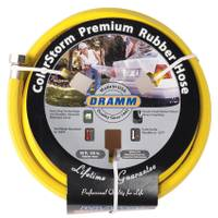 Dramm 50' Yellow Color Storm Premium Rubber Hose from Blain's Farm and Fleet