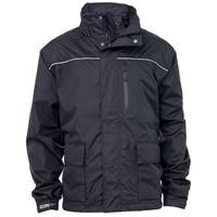 Tingley Rubber Men's Black Icon LTE Lightweight Waterproof Jacket from Blain's Farm and Fleet