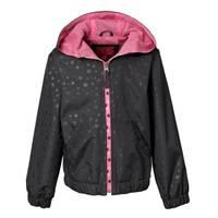 iXtreme Little Girls' Star Print Jacket from Blain's Farm and Fleet