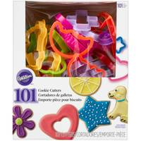 Wilton 101 Cookie Cutter Set from Blain's Farm and Fleet