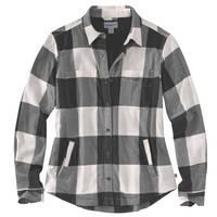 Carhartt Women's Rugged Flex Fleece Lined Shirt from Blain's Farm and Fleet