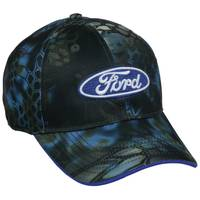 Outdoor Cap Men's Neptune Ford Logo Kryptek Cap from Blain's Farm and Fleet