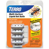Terro 4-Pack Liquid Ant Baits from Blain's Farm and Fleet