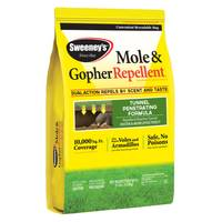 Sweeney's 10 lb Mole & Gopher Repellent from Blain's Farm and Fleet