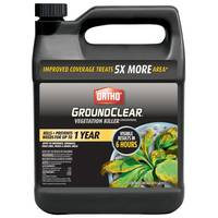 Ortho 2 Gallon GroundClear Vegetation Killer Concentrate from Blain's Farm and Fleet