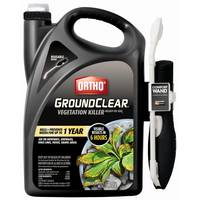 Ortho 1.33 Gallon GroundClear Vegetation Killer Reusable Wand from Blain's Farm and Fleet