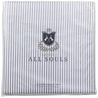 Northpoint Trading All Souls Stripe Sheet Set Gray King from Blain's Farm and Fleet