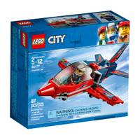 LEGO 60177 City Airshow Jet from Blain's Farm and Fleet