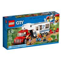 LEGO 60182 City Pickup & Caravan from Blain's Farm and Fleet