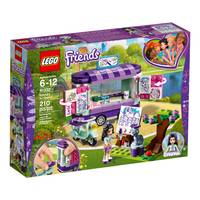 LEGO 41332 Friends Emma's Art Stand from Blain's Farm and Fleet