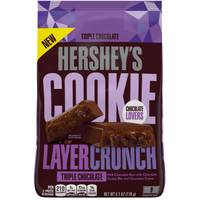 Hershey's Triple Chocolate Cookie Layer Crunch from Blain's Farm and Fleet