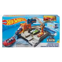 Hot Wheels Shipyard Escape Playset from Blain's Farm and Fleet